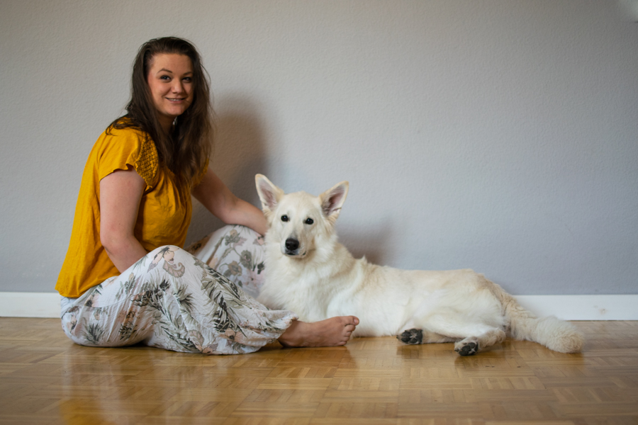 Abby-ich %Hundeblog